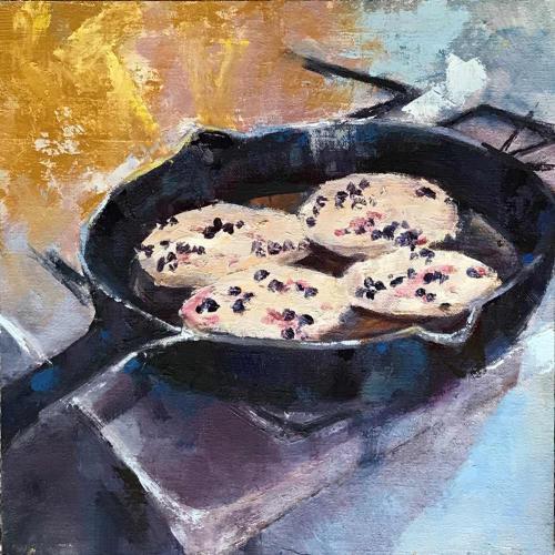 Huck Pancakes
